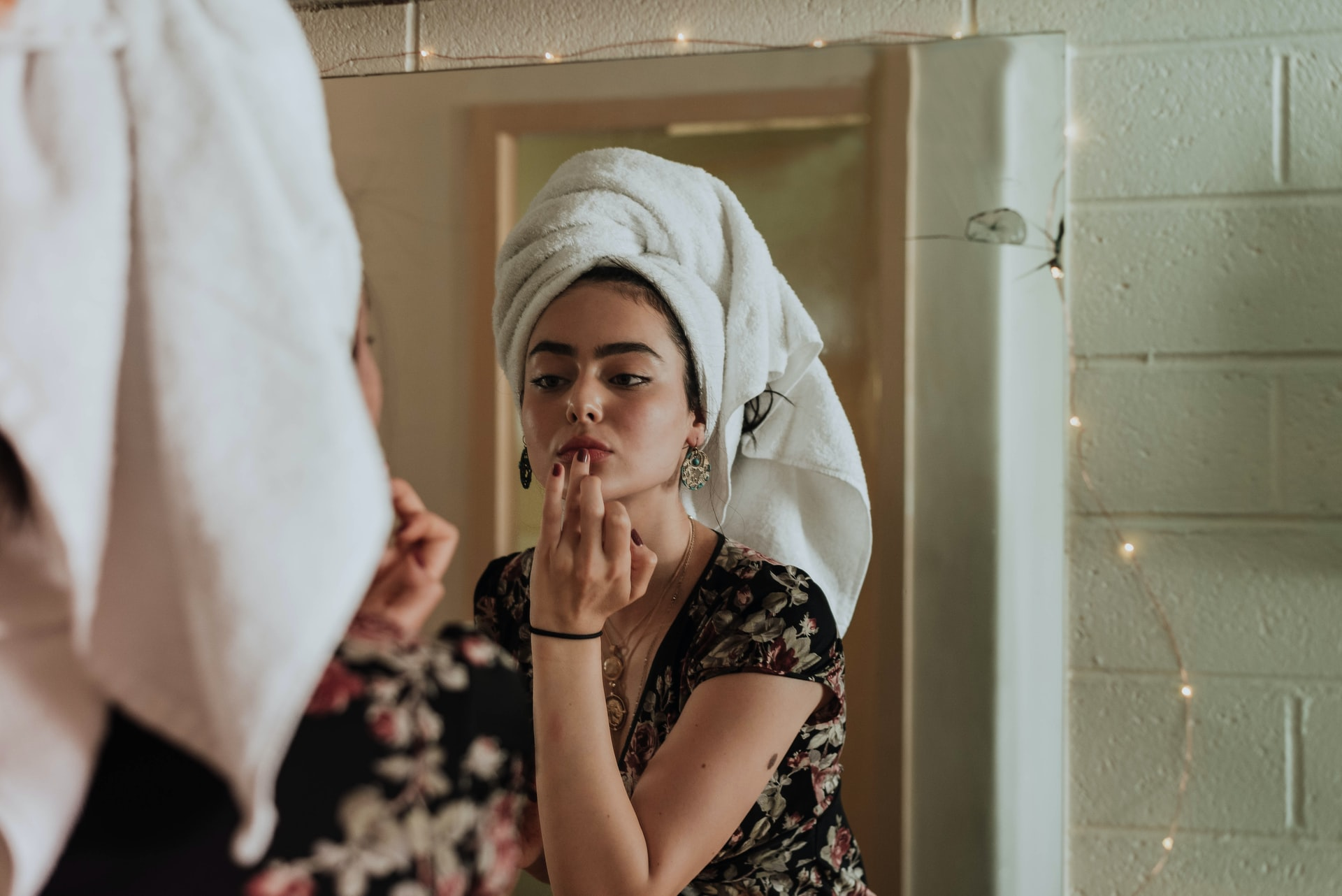 Modern city life requires that we take care of our skin, hair and nails.