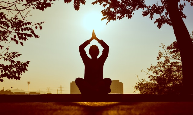 How yoga practice can help you deal with anxiety